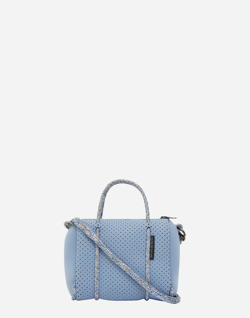 Washed Blue XS Prequel Cross Body Bag