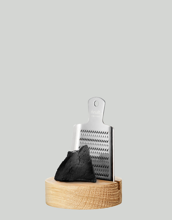 Original Stainless Steel Grater with Liquorice