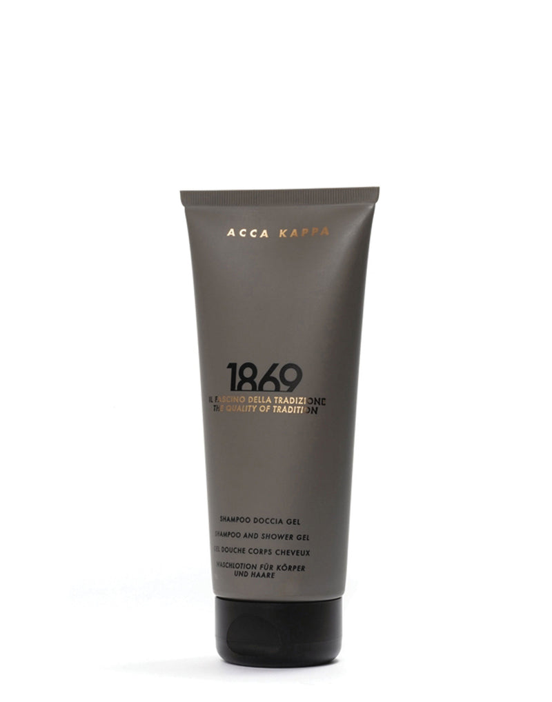 1869 Shampoo & Shower Gel 200ml