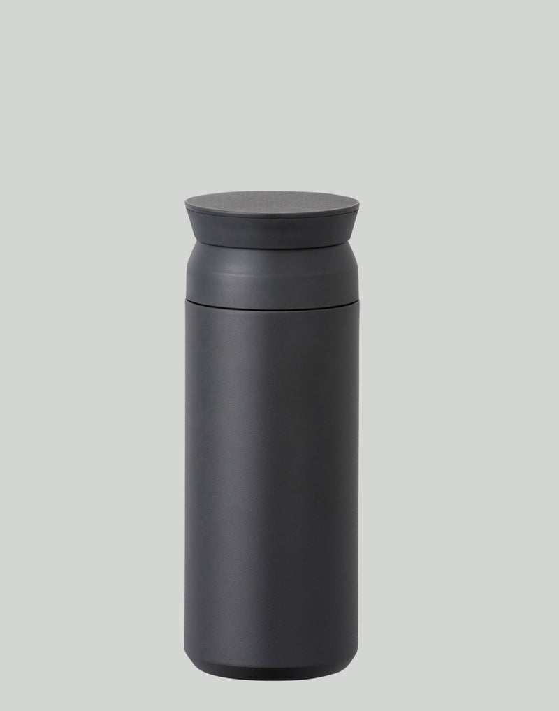 Black Travel Tumbler 500ml