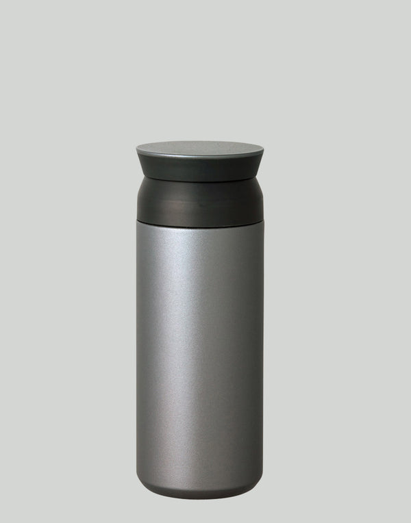 Silver Travel Tumbler 500ml