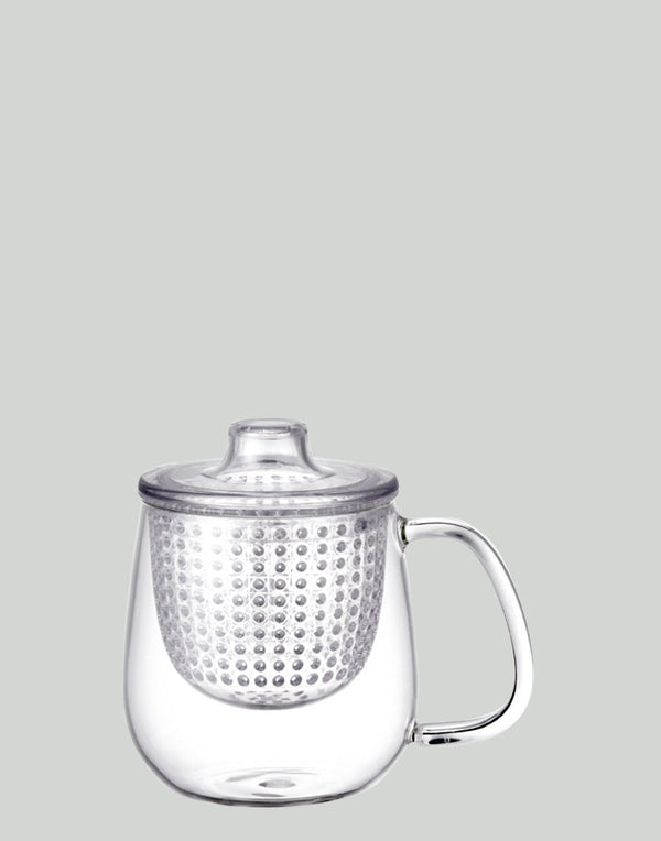 Clear Unimug Tea Brewer 450ml
