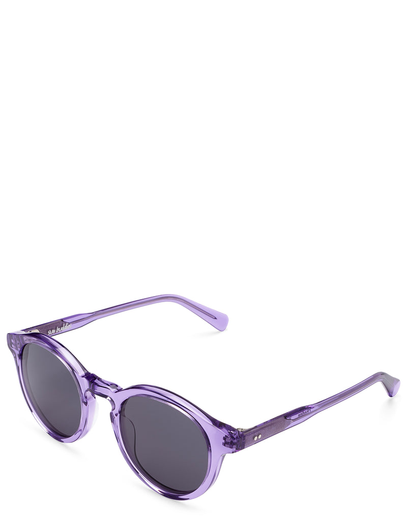 Purple Rain Zinedine Sunglasses