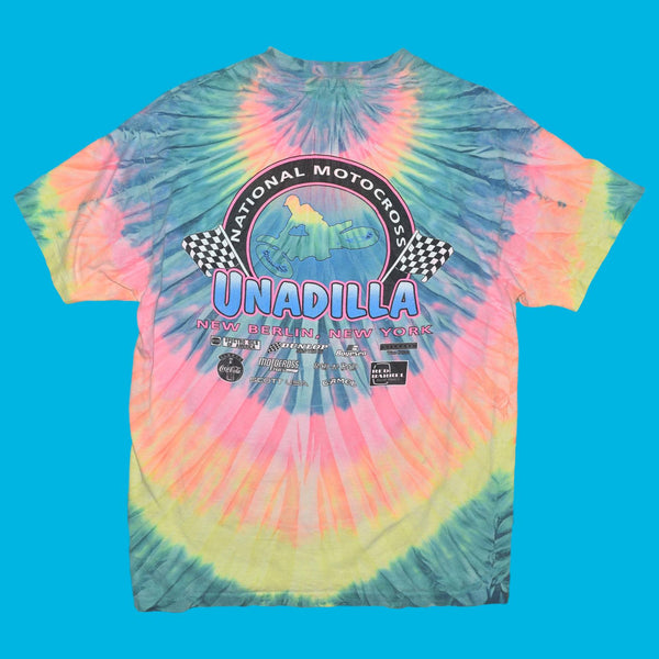Vintage 1995 Unadilla Pro National T Shirt
