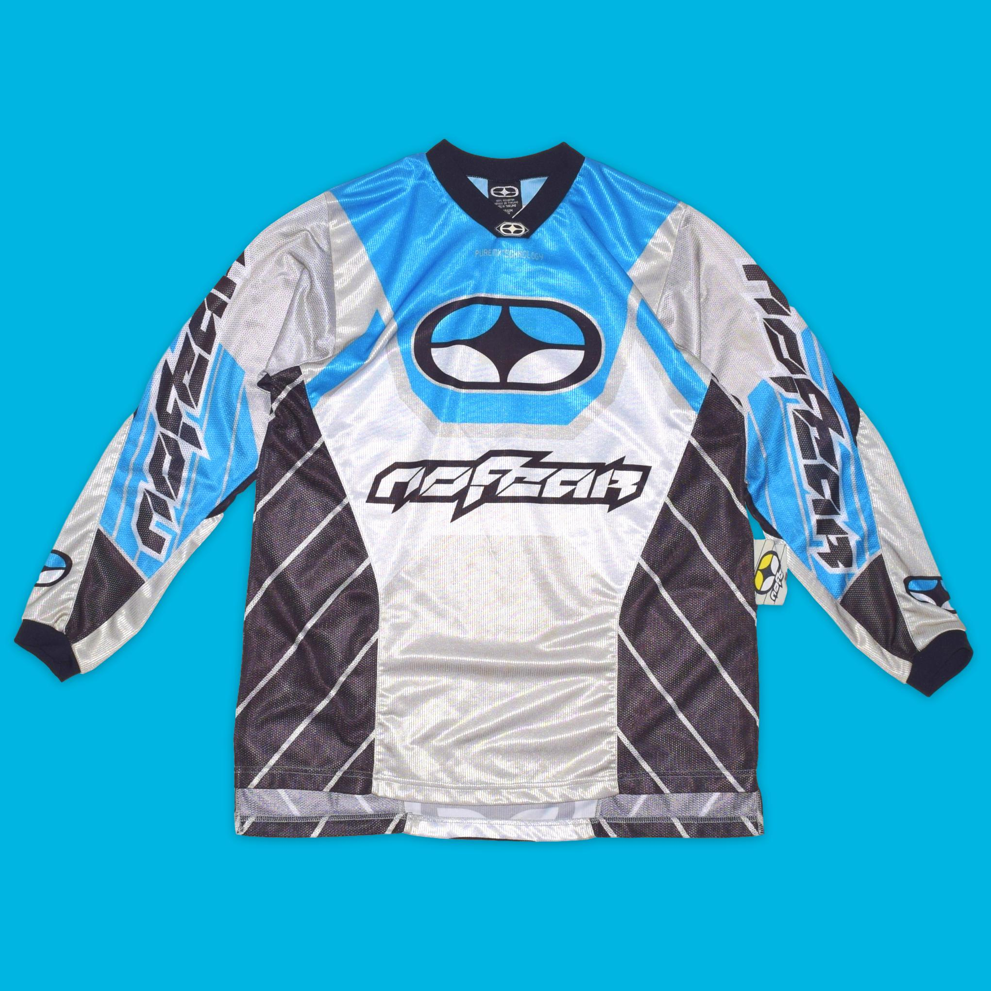 "2000 No Fear ""Elektron"" Jersey"