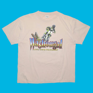 Vintage 1997 Washougal Pro National T Shirt