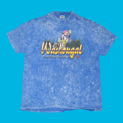 Vintage 1996 Washougal Pro National T Shirt
