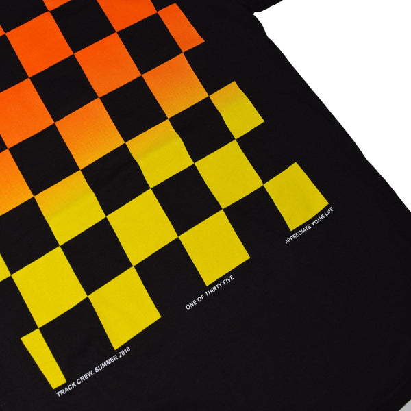 GRADIENT T-SHIRT - ORANGE / YELLOW