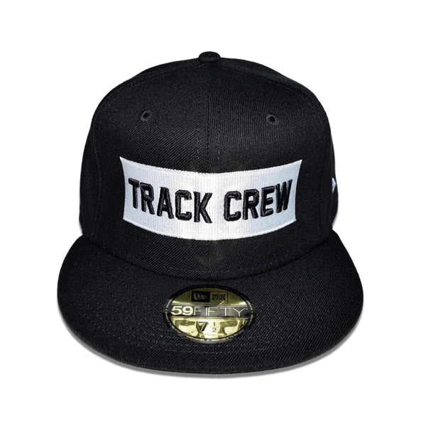 TRACK CREW X NEW ERA 59FIFTY CAP