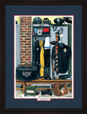 """LAPD""  Personalized Police Art"