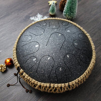 Sana Drums - Amazing New Drum - Tuned For Relaxing Uplifting Sounds - Hand-Made Alloy - 60% OFF