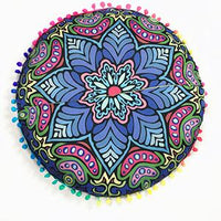 Mandala Meditation Cushion Cover - 60% OFF - 6 Lynx - Boho Accessories