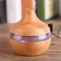 Aromatherapy Essential Oils Diffuser 300ml - Sale 50% Off Next 24 Hours - 6 Lynx - Boho Accessories