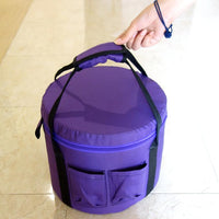 "Carry bag for 12"" Crystal Singing Bowls - 50% OFF Special Offer - 6 Lynx - Boho Accessories"