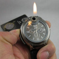 New Military Style Lighter Watch - 75% OFF TODAY! - 6 Lynx - Boho Accessories