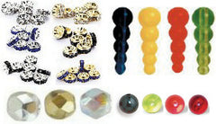 Beads and Flash Rings