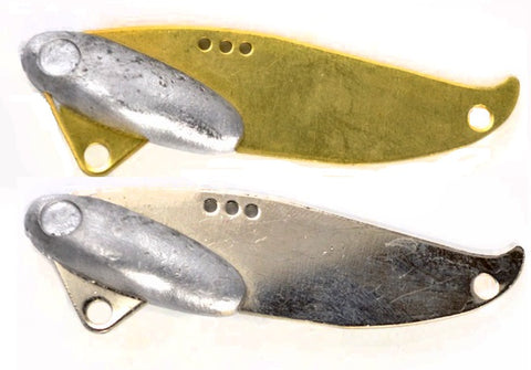 Bulk Blade Bait body 5 pack