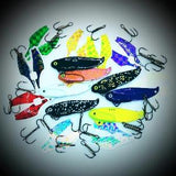 Durable Powder Coated 5/8 oz BLADE Baits