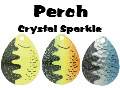 BLADES #6 Colorado Perch Crystal 2pk