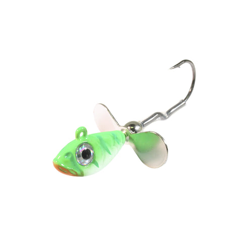 Northland Tackle UV Whistler Jig walleye sizes *20% off 10 or more bulk *