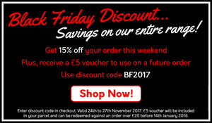 Black Friday 2017 Savings at The Gift Shop