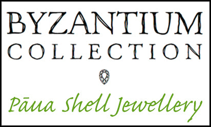 Paua Shell Jewellery by Byzantium Collection