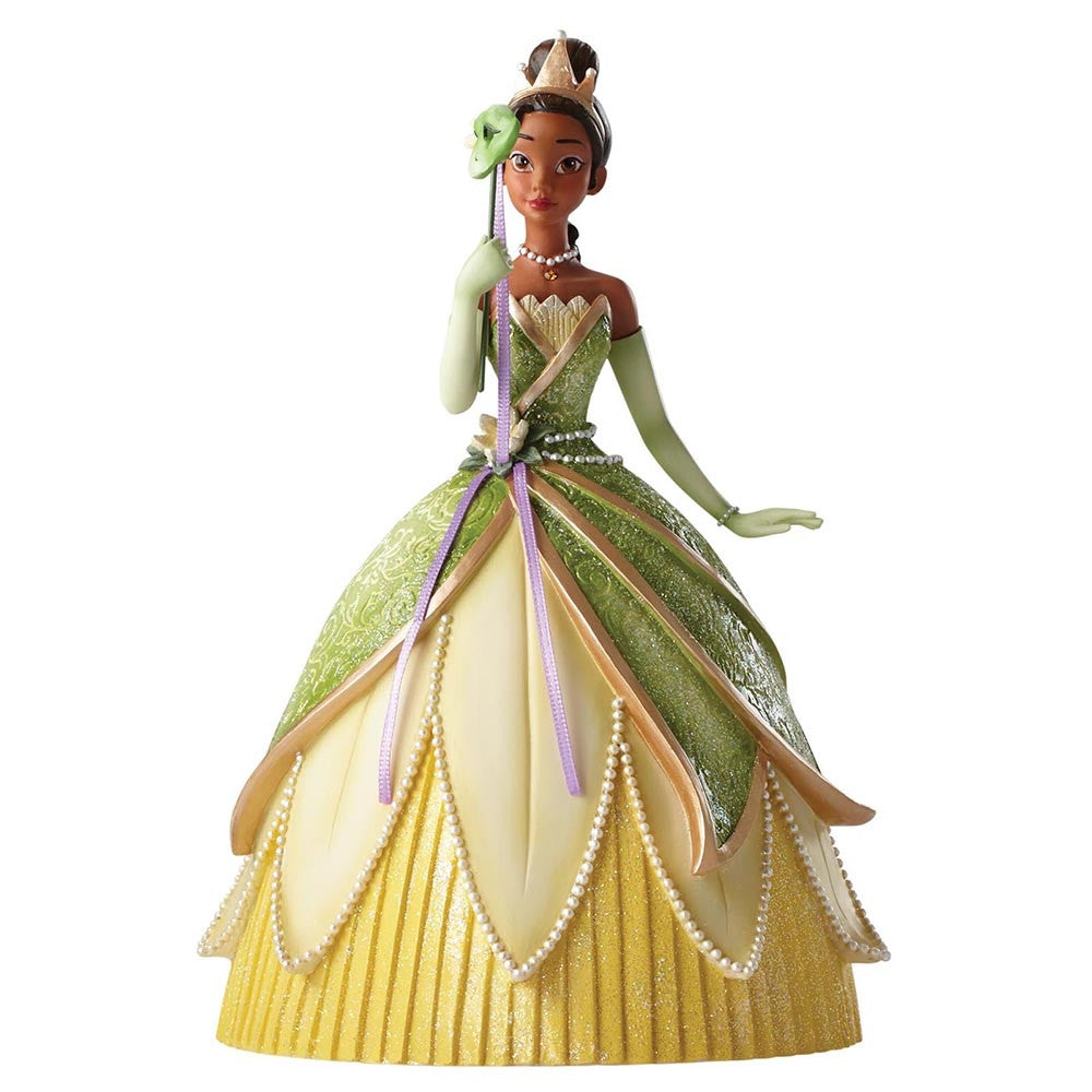 Tiana Masquerade Figurine - The Gift Shop Oulton Broad
