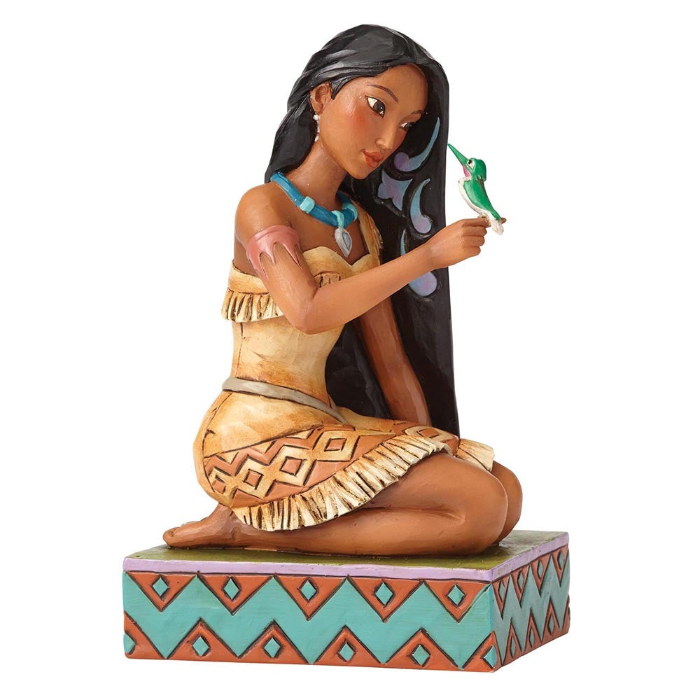 Free and Fierce (Pocahontas with Flit) - The Gift Shop Oulton Broad