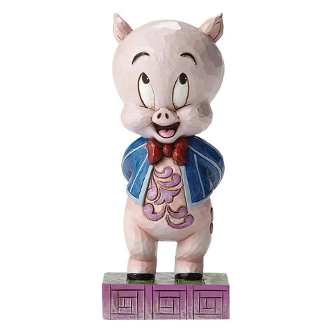 It's P-P-P-Porky (Porky Pig)
