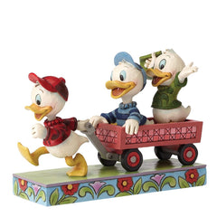 Here Comes Trouble (Huey Dewey & Louie) - The Gift Shop Oulton Broad