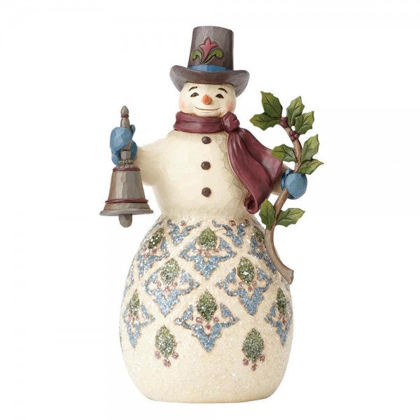 Bright & Merry (Victorian Snowman) - The Gift Shop Oulton Broad