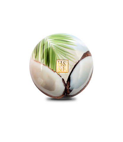Coconut Escape Small Candle