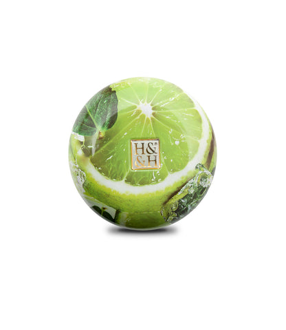 Lime Splash Small Candle