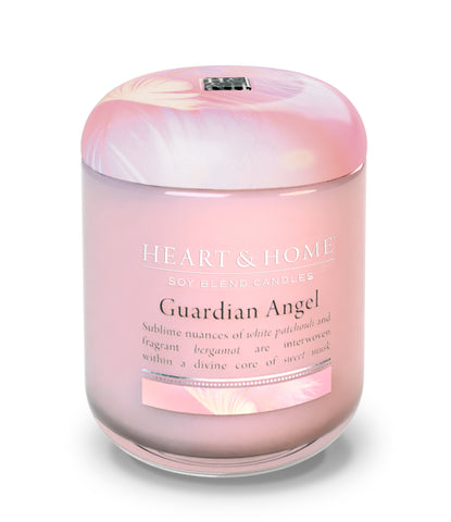 Guardian Angel Large Candle