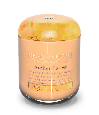 Amber Forest Large Candle