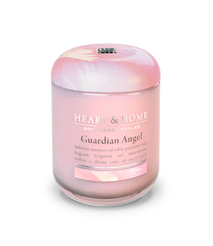 Guardian Angel Small Candle
