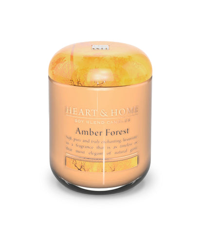 Amber Forest Small Candle