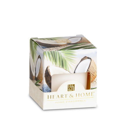 Coconut Escape Votive