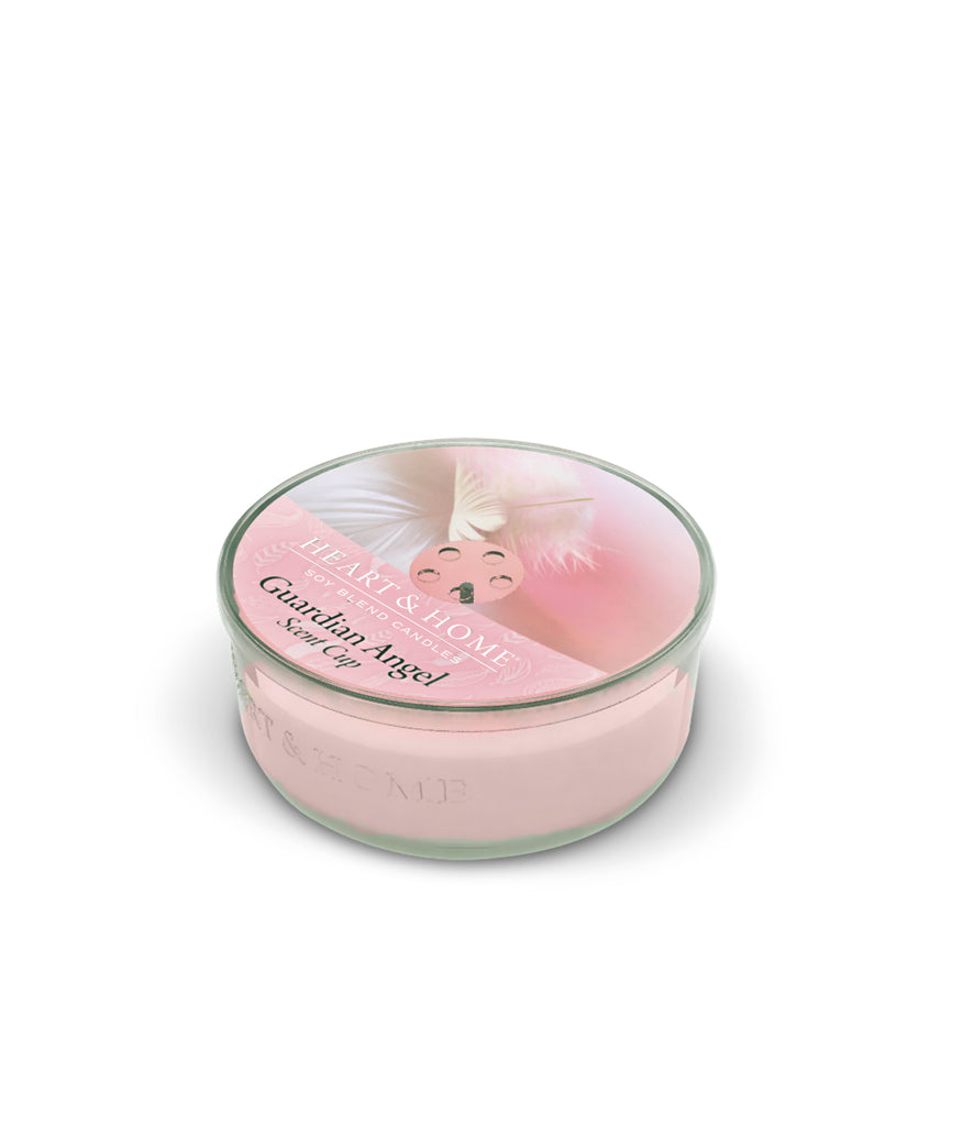 Guardian Angel Scent Cup Candle - The Gift Shop Oulton Broad