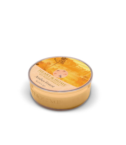 Amber Forest Scent Cup Candle