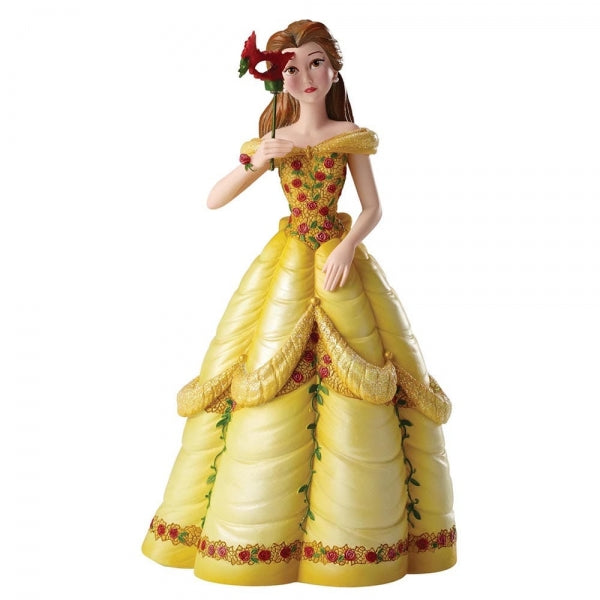 Belle Masquerade Figurine - The Gift Shop Oulton Broad