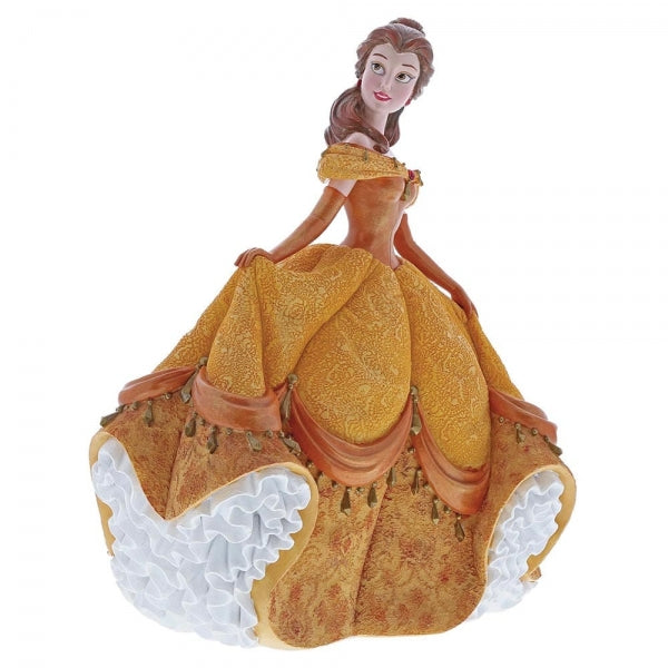 Belle in Ball Gown Figurine - The Gift Shop Oulton Broad