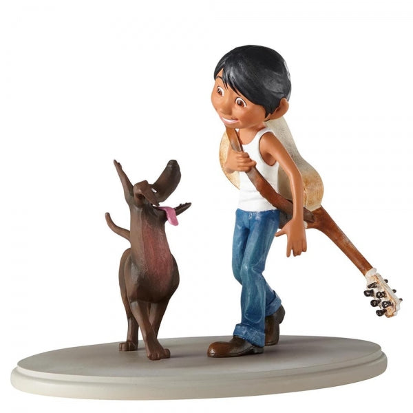 Coco (Miguel & Dante) Figurine - The Gift Shop Oulton Broad