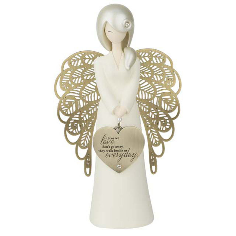 Beside Us Everyday (Sympathy) Angel Figure - The Gift Shop Oulton Broad