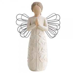 A Tree, A Prayer Angel - Willow Tree from thetraditionalgiftshop.com