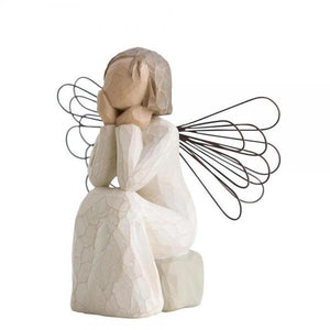Angel of Caring - Willow Tree from thetraditionalgiftshop.com
