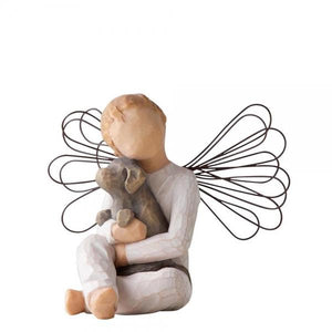 Angel of Comfort - Willow Tree from thetraditionalgiftshop.com