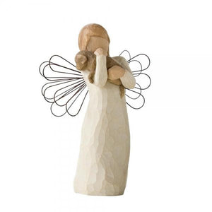 Angel of Friendship - Willow Tree from thetraditionalgiftshop.com