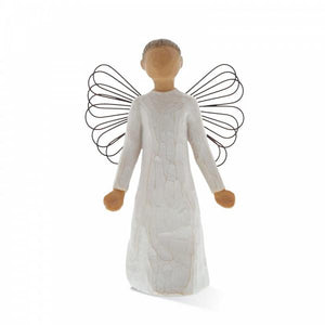 Angel of Grace - Willow Tree from thetraditionalgiftshop.com