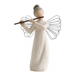 Angel of Harmony - Willow Tree from thetraditionalgiftshop.com